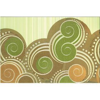 Calipso green wave декор 30x45