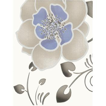 Tirani blue С Декор 25х33,3