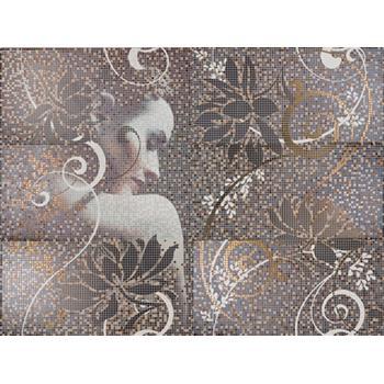Mural Lola 6 Piezas Панно ( из 6 плиток) 100х75 1шт