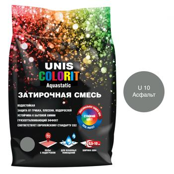 ЮНИС  COLORIT асфальт (2 кг)