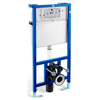 Система инсталляции ROCA DUPLO WC для подв. унитаза, с двойной системой слива, 7890090020