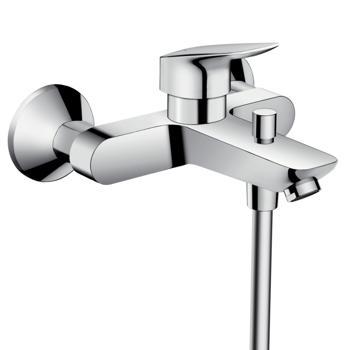 Смеситель для ванны HANSGROHE Logis 71400000, хром