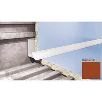 Профиль для плитки CEZAR внутренний 9мм карамель