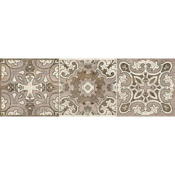 Травертино Декор напольный 3606-0016/3064-0004 19,9х60,3