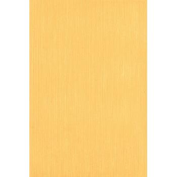 Флора Плитка настенная желтый 8186 20х30