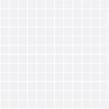 Темари Плитка настенная белый матовый (мозаика) 20059 29,8х29,8