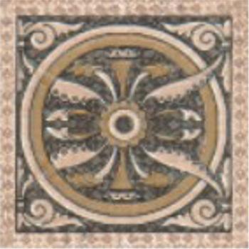 Палермо Декор напольный 9,8х9,8