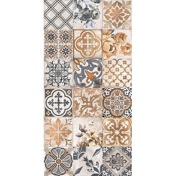 Сиена Плитка настенная декор универсальная 1041-0163 19,8х39,8