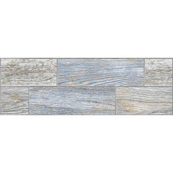 Индиго Керамогранит голубой 6064-0029 19,9х60,3
