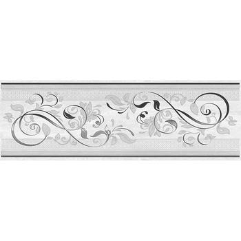 Мармара Ажур Декор серый 17-03-06-659 20х60