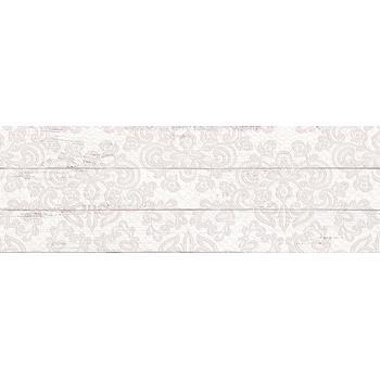 Шебби Шик Плитка настенная декор белый 1064-0027 / 1064-0097 20х60