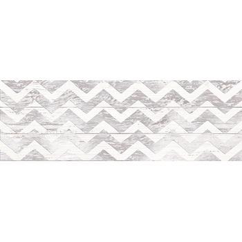 Шебби Шик Плитка настенная декор серый 1064-0028 / 1064-0098 20х60