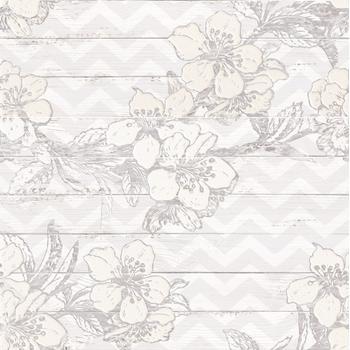 Шебби Шик Панно серый 1606-0007 60х60 (компл. из 3-х шт)