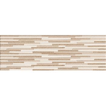Vega Плитка настенная бежевый мозаика 17-10-11-490 20х60