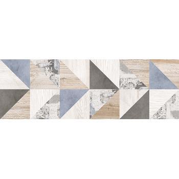 Вестанвинд Плитка настенная декор 2 натуральный 1064-0168 20х60