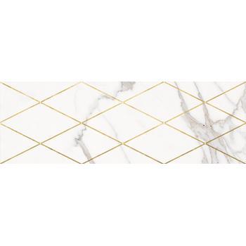 Миланезе дизайн Декор Римский каррара 1664-0141 20х60