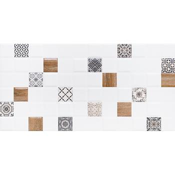 Астрид Декор 1 белый 1041-0238 20х40