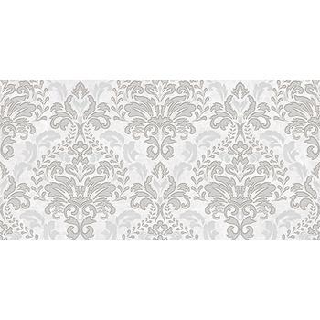 Afina Damask Декор серый 08-03-06-456 20х40