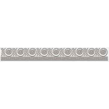 Afina Бордюр серый 56-03-06-425 5х40