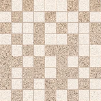 Vega Мозаика т.бежевый+бежевый 30х30