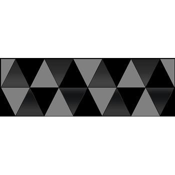 Sigma Perla Декор чёрный 17-03-04-463-0 20х60