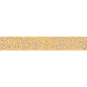 Serenity Rosas Бордюр коричневый 66-03-15-1349 6х40