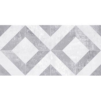 Troffi Плитка настенная серый узор 08-01-06-1339 20х40