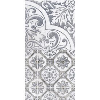 Кампанилья Декор 3 серый 1641-0095 20х40