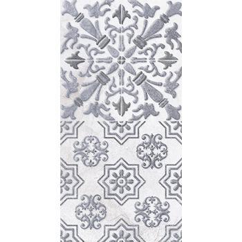 Кампанилья Декор 1 серый 1641-0091 20х40