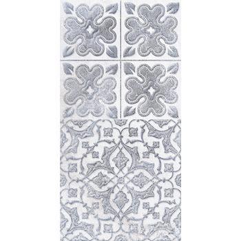 Кампанилья Декор 2 серый 1641-0094 20х40