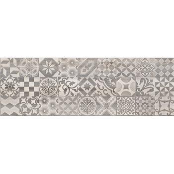 Альбервуд Декор 2 белый 1664-0166 20х60