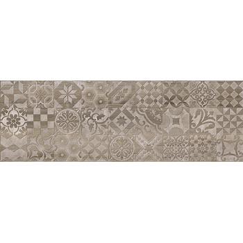 Альбервуд Декор 1 коричневый 1664-0165 20х60