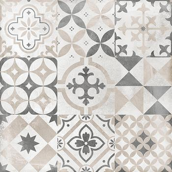 Цемент Стайл Керамогранит орнамент 6046-0359 45х45