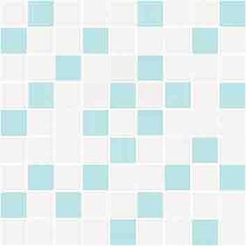 Tiffany вставка мозаика голубой (A-TV2L041\G) 30x30