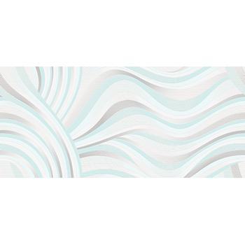 Tiffany вставка волна белый (TV2G051) 20x44