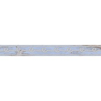 Ящики Бордюр синий 1506-0243 6,5х60