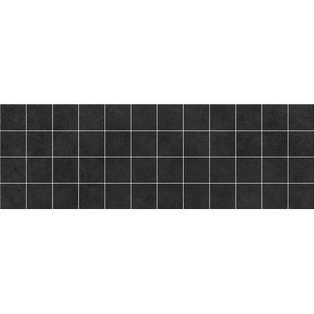 Alabama Декор мозаичный чёрный MM60062 20х60