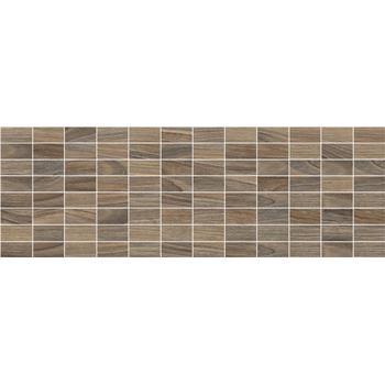 Zen Декор мозаичный коричневый MM60066 20х60