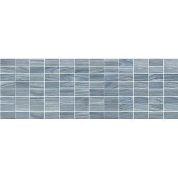 Zen Декор мозаичный синий MM60067 20х60