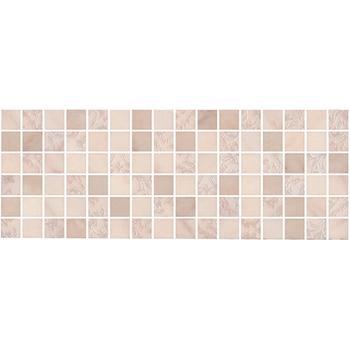 Флораль Декор мозаичный 15x40  MM15121