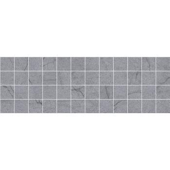 Rock Декор мозаичный серый MM11187 20х60