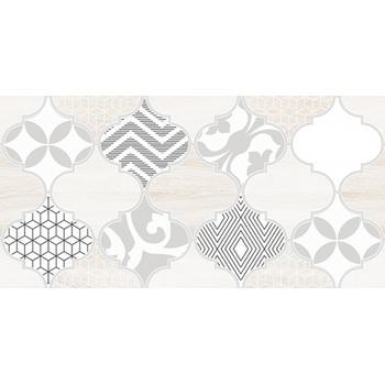 Мореска Декор 2 бежевый 1641-8626 20х40