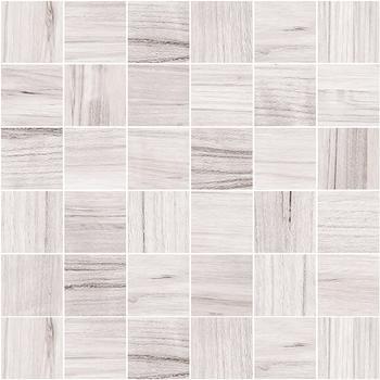 Woody Мозаика серый 30х30
