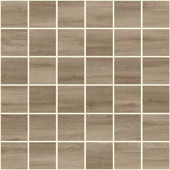 Timber Мозаика коричневый 30х30