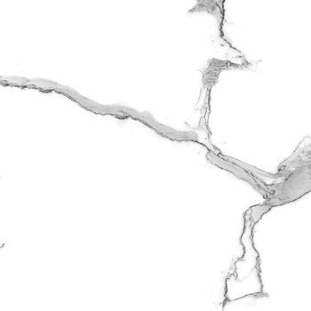 Statuario Crown Керамогранит белый 60x60 полированный