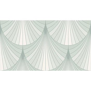 Эвентир Плитка настенная декор зеленая 1045-0243 25х45