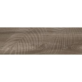 Шэдоу Керамогранит декор коричневый 6264-0008 20х60