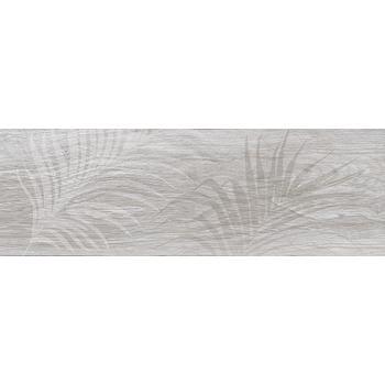 Шэдоу Керамогранит декор серый 6264-0007 20х60