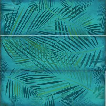 Ипанема Панно зеленое 1906-0005 60х60