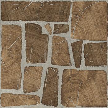 Woodland Керамогранит  коричневый (WL4R112D-69) 42х42